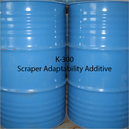 Scraper Adaptability Additive