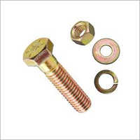 Threaded Nut Bolt