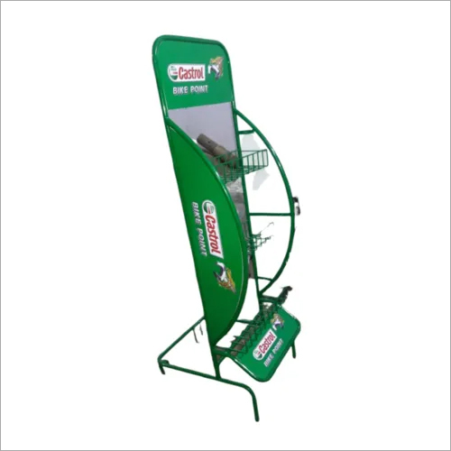 Castrol M.S. Stand Display