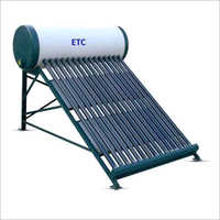 Solar ETC Water Heater