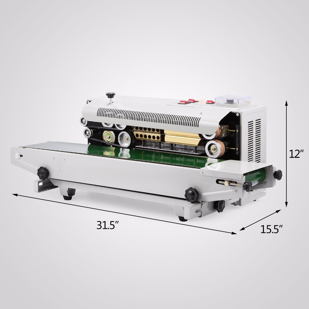 VP 900 H - MS Continuous Band Sealer