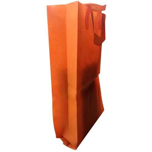 Side Gusset Loop Handle Jute Bags