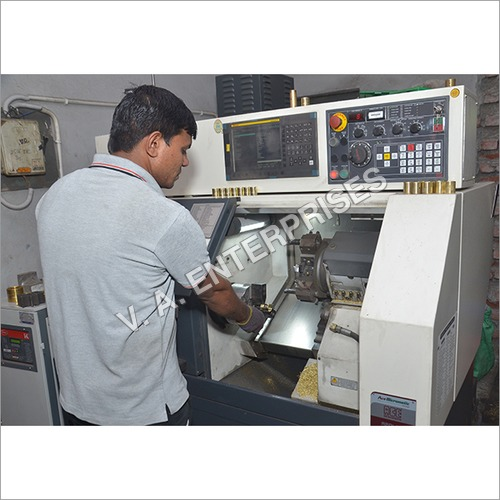Production Process On Cnc Machine