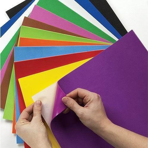 Adhesive Back Glitter / Craft Sheet