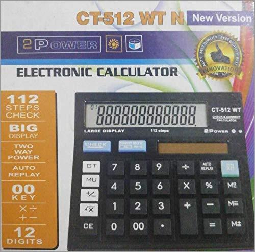 CT 512 Calculator