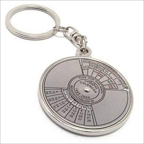 50 Years Calendar Keychain Keychain For Gifting