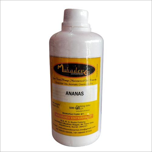 Ananas Incense Perfume