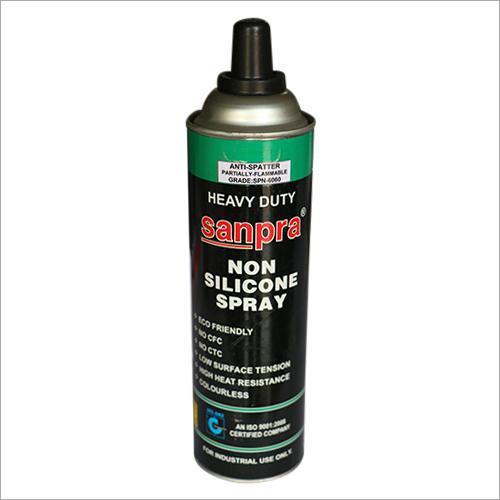 Non Silicon Anti Spatter Spray