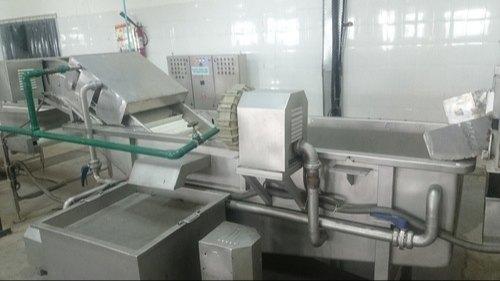 ketchup processing plant
