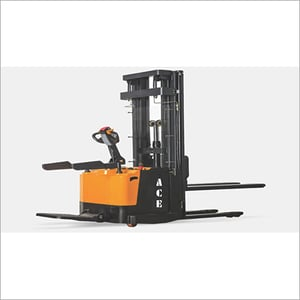 Electric Straddle Stacker - ESS