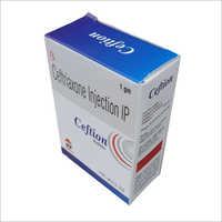 1 gm Ceftriaxone Injection IP