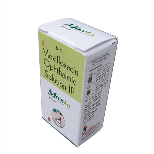 5 ml Moxifloxacin Ophthlmic Solution IP