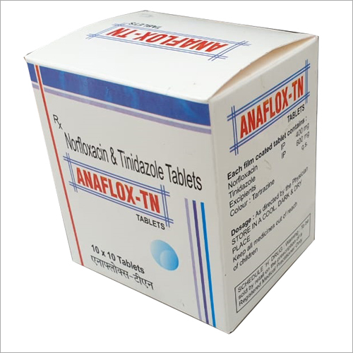 Norfloxacin And Tinidazole Tablet