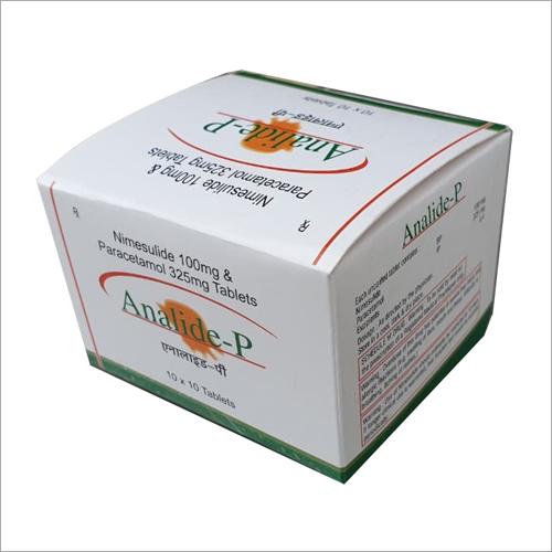 Nimesulide 100 mg And Paracetamol 325 mg Tablet