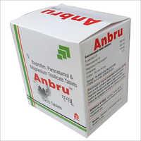 Ibuprofen Paracetamol And Magnesium Trisilicate Tablet