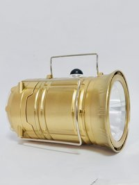 Rechargable Solar Camping Torch