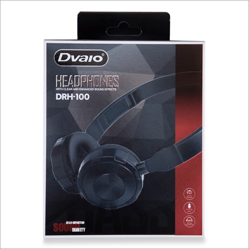 Dvaio Drh100 Wired Headphone
