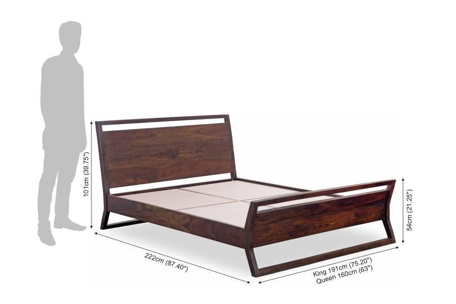 BED double size comely