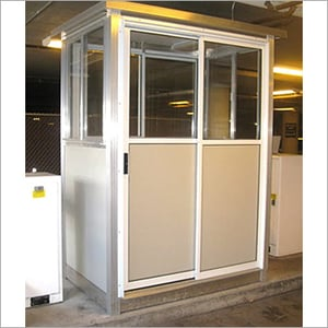 Mobile PVC Booth