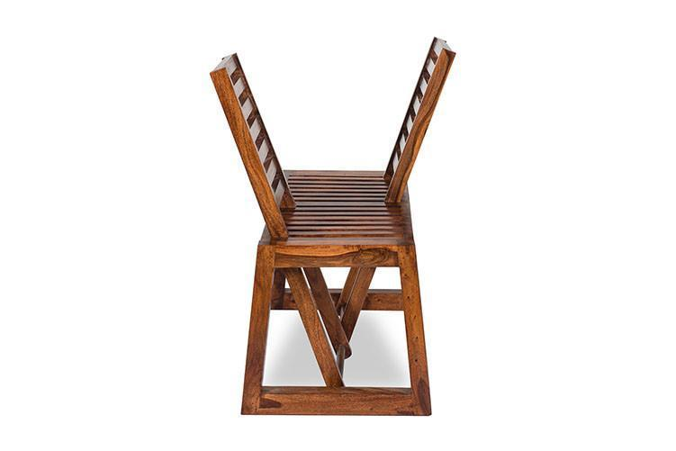 Garden external chair two way