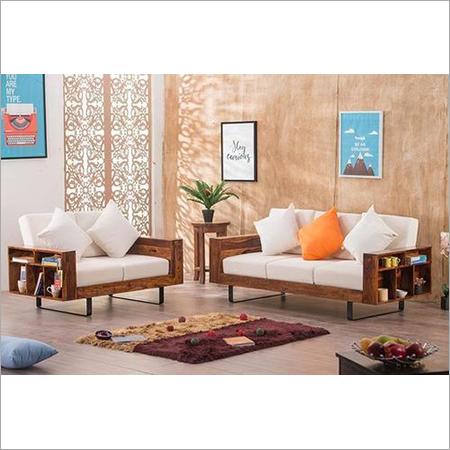 Wooden Sofa Set scholar