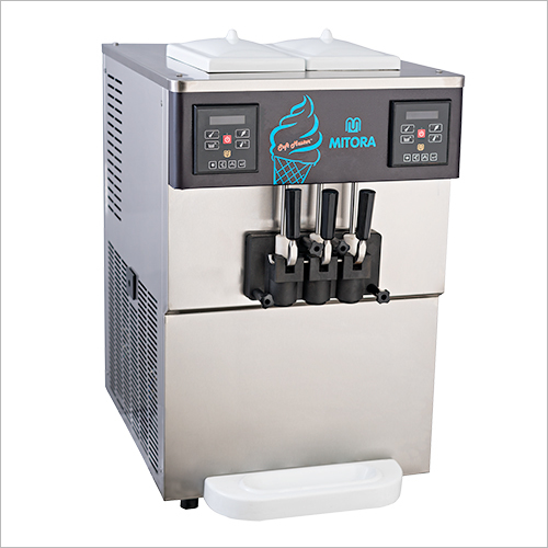 Gravity Feed Soft Ice Cream Machine