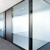 High Quality Office Glass Partition
