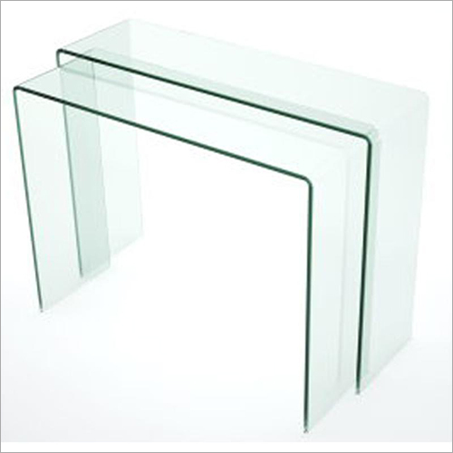 90 Degree Bend Glass