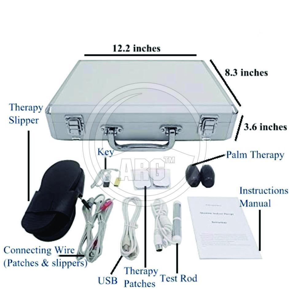 Body Analyzer with therapy