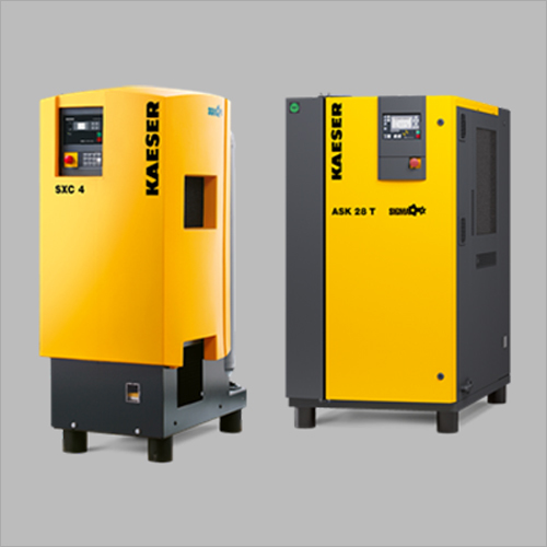 Fluid Cooling Rotary Screw Compressor Station