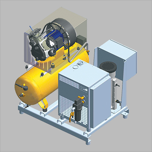 Reciprocating Compressor Booster