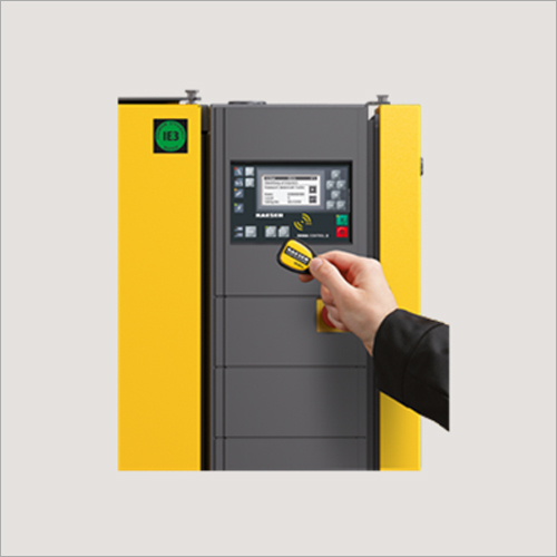 RFID Functionality Compressors Controller