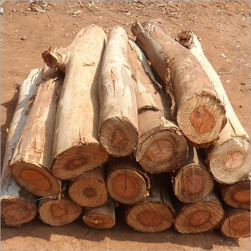 Round Wooden Log