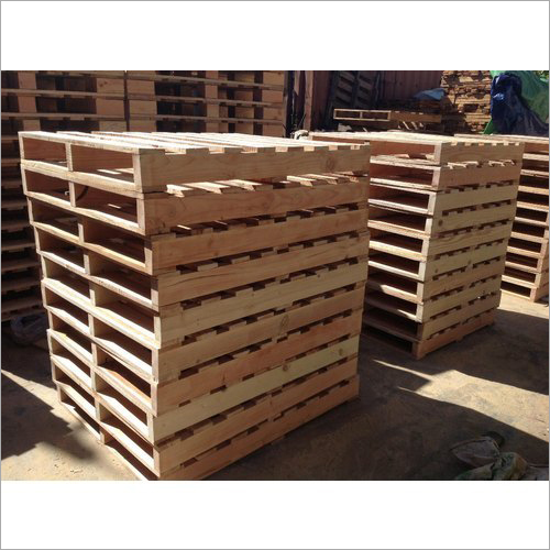 Heavy Duty Pinewood Pallet