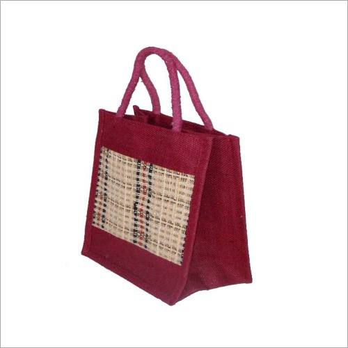 Promotional Jute Carry Bag