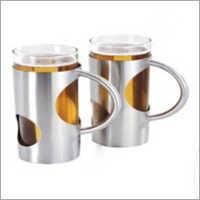Steel Beer Mug