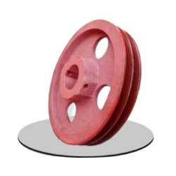 Double Groove Pulley