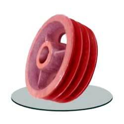 Three Groove Pulley