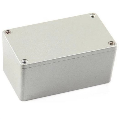 Aluminium Enclosures Junction Boxes