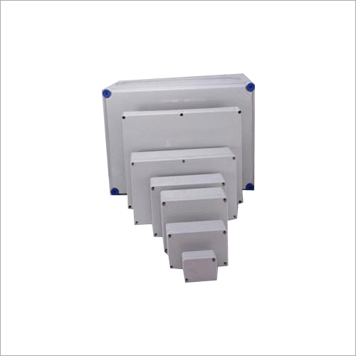 Plastic-PVC Enclosures (Junction Boxes)