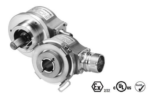Kuebler 8.5020 Hollow Shaft Encoder