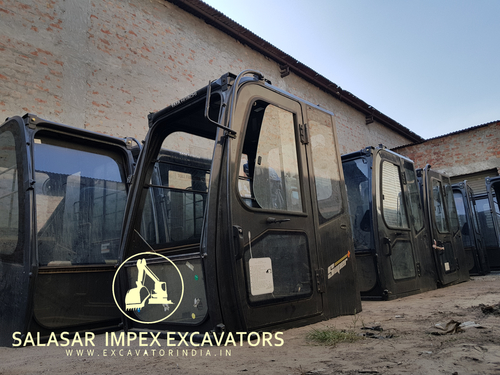 Tata Hitachi Ex 200 Super Excavator Cabin Assembly