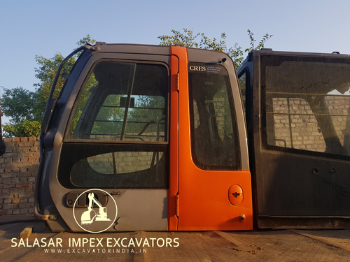 Tata Hitachi Zaxis ZX 210 / ZX 120 Excavator Operator Cabin Assembly