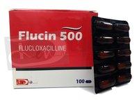 FLUCLOXACLLIN CAPSULES BP 500mg