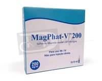 Magnesium Sulfate Injection USP 200mg