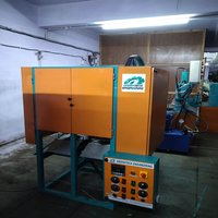 Double Die Silver Paper Dona Making Machine
