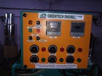 Three Die Hydraulic Paper Dona Machine