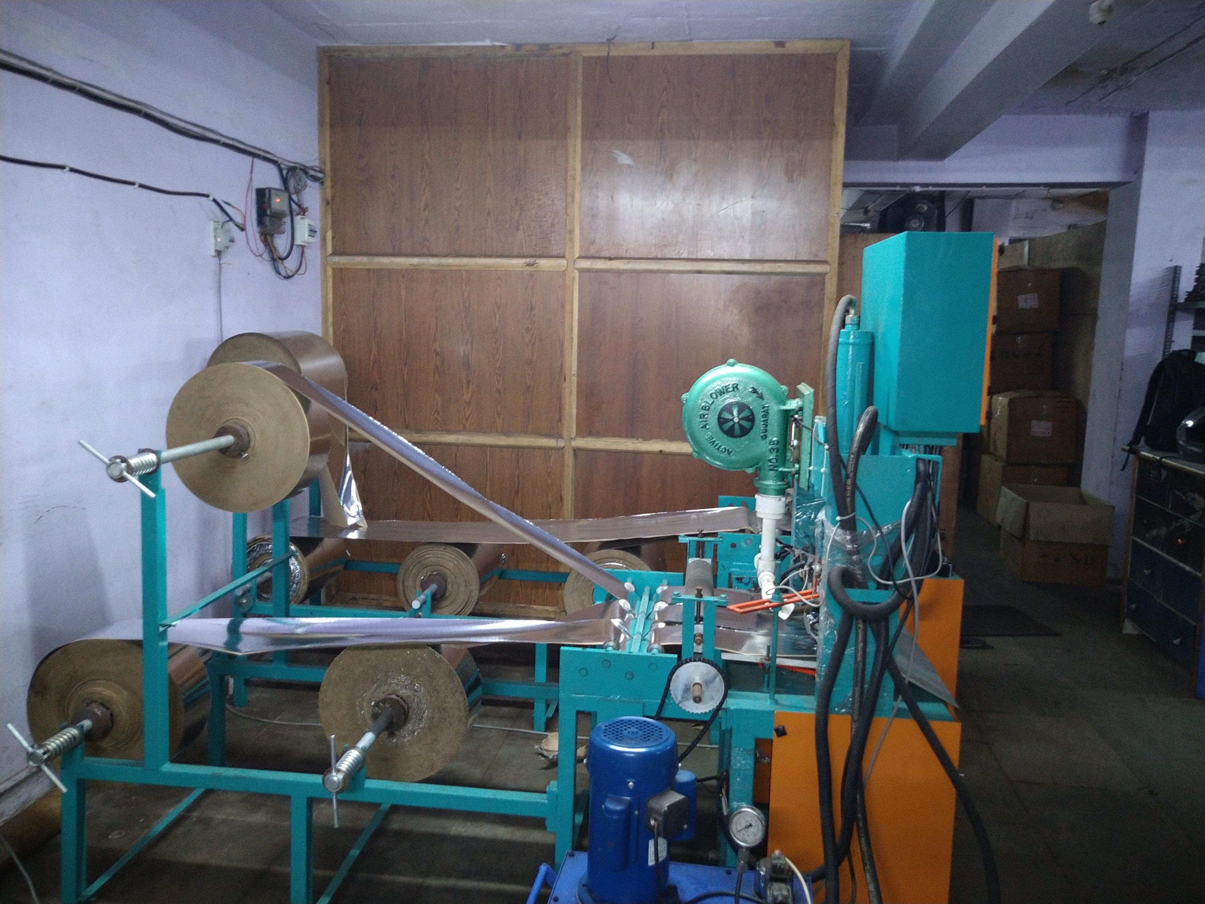 Hydraulic Paper Bowl Making Machine