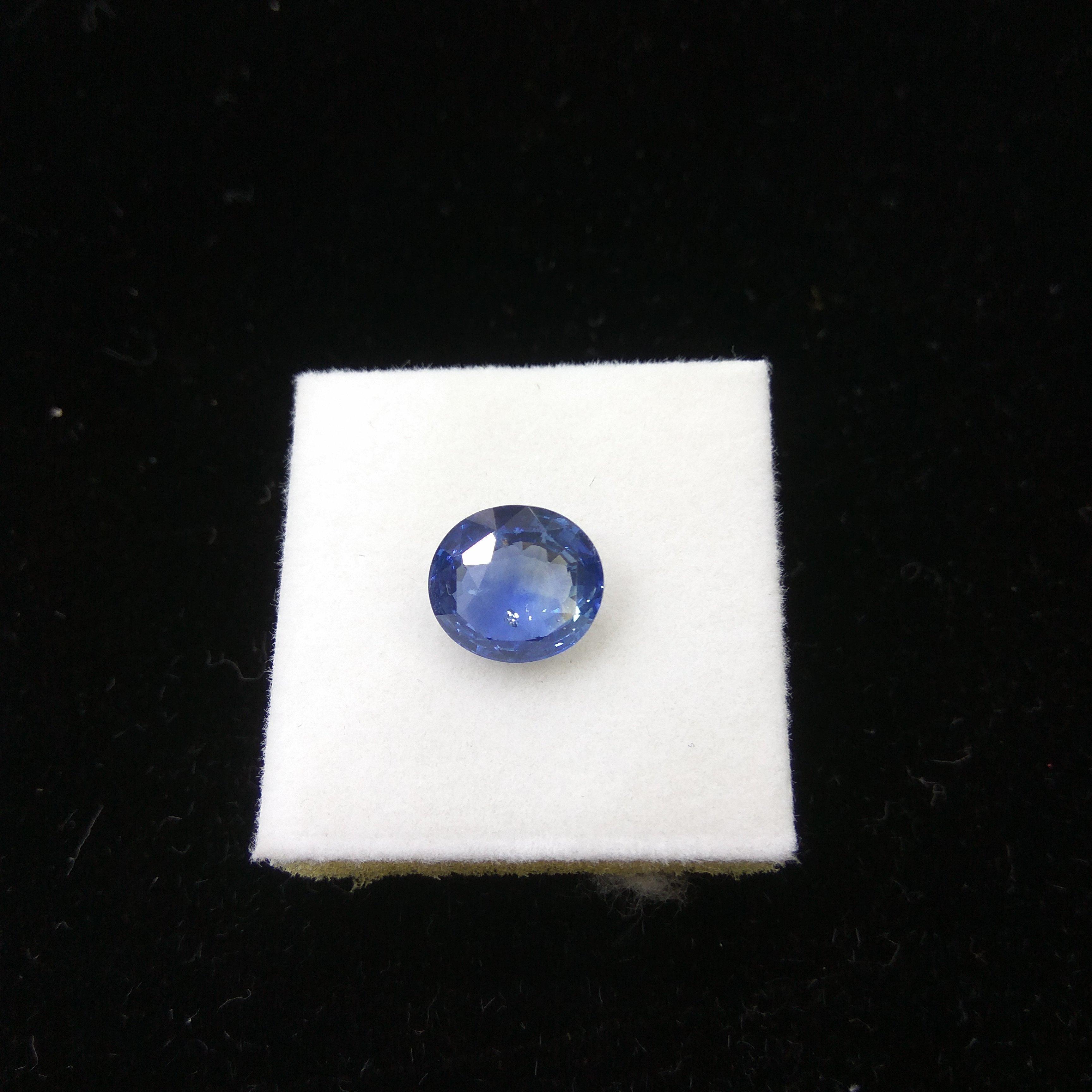 Yellow-Blue Sapphire