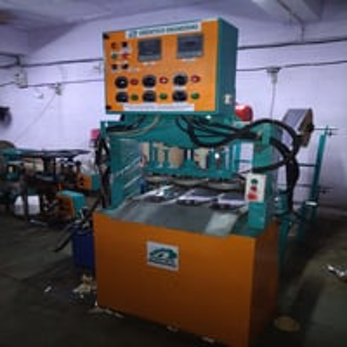 Hydraulic Three Die Paper Bowl Making Machine